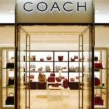 『[COH]コーチ(タペストリー)は日本人にも同じみの世界的ブランドを展開する優良企業!』の画像