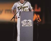 藤川球児さんの引退スピーチが本当に長かったのか検証する