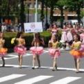 2013年横浜開港記念みなと祭国際仮装行列第61回ザよこはまパレード その65(茅ヶ崎バトン)