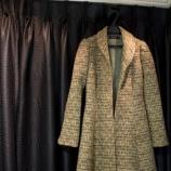 『新作ドレスコートを製作。』の画像