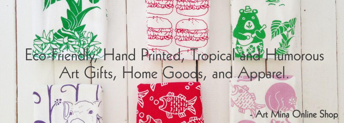 Art Mina あーと・みな💗 ハンドメイド生活 in カルフォルニア🏝️ 英語力低でアメリカで起業😅 奮闘ママの業務日誌✍ Etsy,Shopify, Amazon =現在断捨離中=  イメージ画像