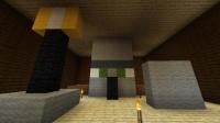 森の洋館リフォーム ~ 邪悪な村人の像の部屋