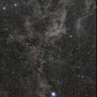 『ペガサス座α星付近の分子雲』の画像