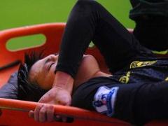 宮市、じん帯断裂の大怪我だった!?足首手術へ 今季復帰は絶望的・・・