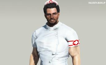 TERA Nurse Uniform (男性用)