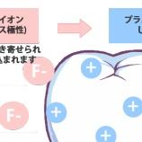 『フッ素のイオン導入について』の画像