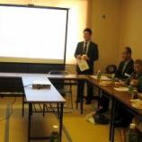 『2月17日・桔梗町会地域ケア会議開催』の画像