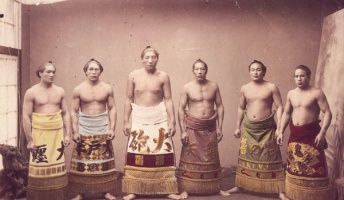 この江戸時代の力士の肉体って…(画像あり)