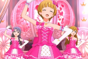 【ミリシタ】『衣装購入』に「キューティープリンセス」追加!&「Princess Be Ambitious!!」の13人ライブが追加!