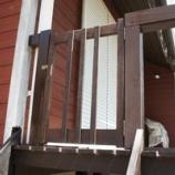 『階段設置・はなのいたずら』の画像