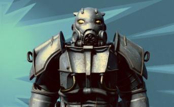 【Creation Club】Hellfire Power Armor