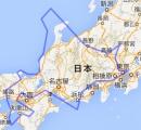 北海道「観光客が北海道のデカさを全然わかってくれないんで、空港に地図作ってやったわ」