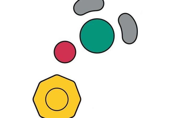 任天堂、ゲームキューブコントローラーのスティック/ボタンの商標を登録する