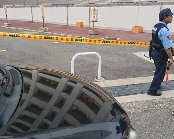 【速報】大阪・堺市の団地「府営堺戎島住宅」から誰かが自転車が投げ落とす→女性の頭に直撃