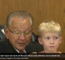 被告人の5歳の息子に罰金額を尋ねる判事が話題に 「お父さんの刑はどれが良いかな?」