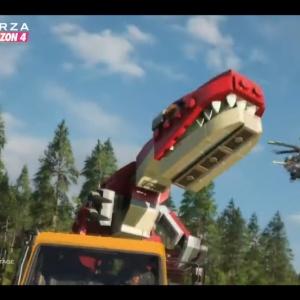 『Forza Horizon 4: Lego Speed Champions DLC Trailer』の画像