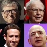 『【衝撃】コロナで富裕層がますます金持ちになっている現実!資本家と労働者の間に格差が再び拡大している。』の画像
