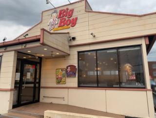 御幸町にあるハンバーグ&ステーキレストラン『ビッグボーイ 宇都宮御幸町店(BigBoy)』が閉店するらしい。
