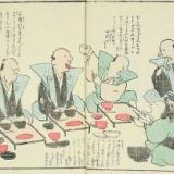 【画像】江戸時代の一般的食事がヤバすぎるんだがwwwwwww