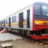 『Bekasi線12連入線試験(1月20日)』の画像