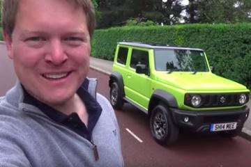 海外「侍の国の車」イギリス人がアノ車の魅力をくっそ笑顔で解説する