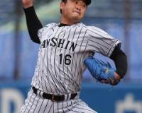 安藤優也(25) 17登板 59.2回 3勝5敗 防3.77 40奪三振 WHIP1.22