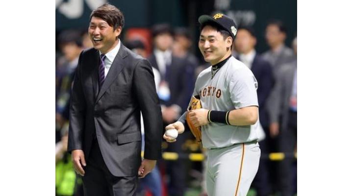 日本シリーズの巨人・丸  6打数0安打2四球  2戦連続無安打