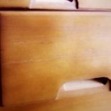 『三重郡朝日町にてタンスと学習机の不用品を回収しました』の画像
