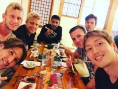 【 画像 】原口元気らヘルタのメンバーが日本食パーティー!細貝も混ざってる!?