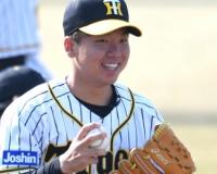 阪神5位村上プロ初登板は中継ぎ予定 2軍練習試合