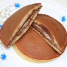 外国人「日本のどら焼きパンケーキを手作りしてみたよ!」