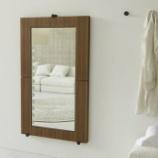 『【インテリア】お部屋を広く明るく! 鏡の活用アイデア集 2/2 【インテリアまとめ・リビング 】』の画像