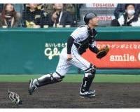 阪神・岡崎が左手有鈎骨骨折で手術 今季は絶望的