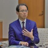 『2月24日号「最前線リポート 福島県知事 内堀雅雄氏インタビュー」掲載』の画像