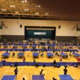 『第45回浮舟杯卓球大会結果【 仙台ジュニア 】』の画像