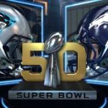 『第50回 スーパーボウル@サンフランシスコ&パブリックビューイングイベント NFL FAN SB50 MEMORIAL PARTY@恵比寿アクト・スクエア』の画像