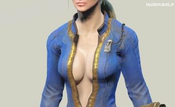 Unzipped Vault Suit v2.3
