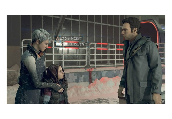 Detroit開発者「日本人プレイヤーは圧倒的に共感能力が高い。他の国の倍以上数値」