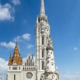 『行った気になる世界遺産 ブダペストのドナウ河岸とブダ城地区およびアンドラーシ通り マーチャーシュ聖堂と三位一体広場』の画像