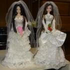 『REINAとシオンの女同士ウェディング』の画像