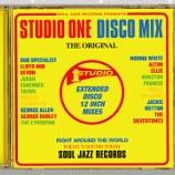 『Various「Studio One Disco Mix」』の画像