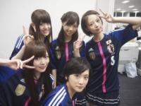 【画像】乃木坂46サッカー愛好会wwwwwwww