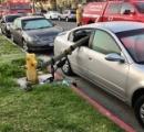 アメリカで消火栓の近くに車を駐めるととんでもない事になる?