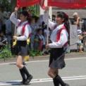 2014年横浜開港記念みなと祭国際仮装行列第62回ザよこはまパレード その49(鵠沼高等学校マーチングバンド部)