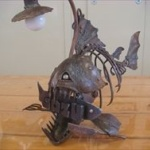 【画像】メルカリで魚のオブジェが出品されるwwww