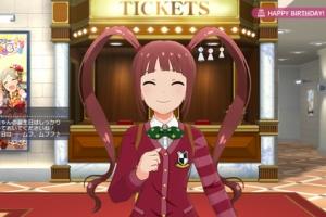 【ミリマス】亜利沙誕生日おめでとう!