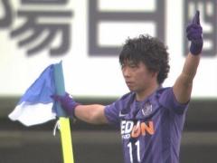 【速報動画】佐藤寿人、前半だけでハットトリック!J通算200ゴール!達成!