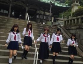 【画像】℃-uteの制服姿が酷いwwwwwwwwwwwwww