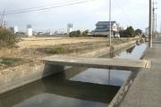 【岡山】「畑の様子を見に行く」と言い残して自転車で出かけた高齢男性が用水路で転落死 (現場写真あり)