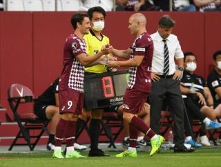神戸FWボージャン、Jリーグについて「ボールを持った時のプレッシングや試合のリズムがとても速い」